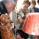 Jacques Reymann et ses sculptures