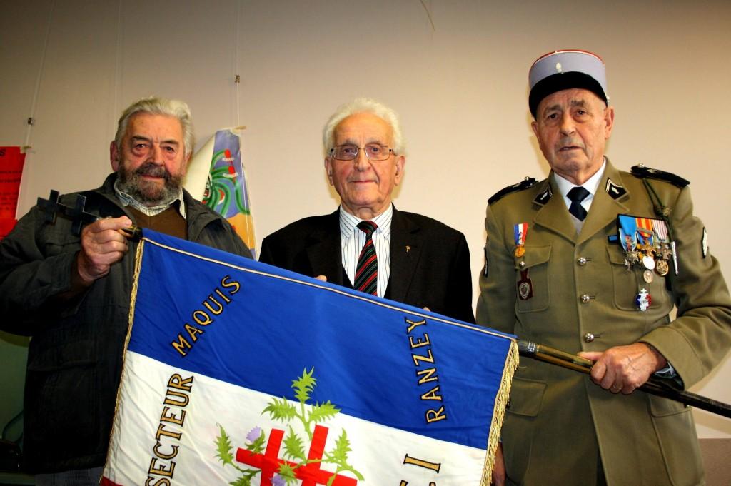 le drapeau du Maquis