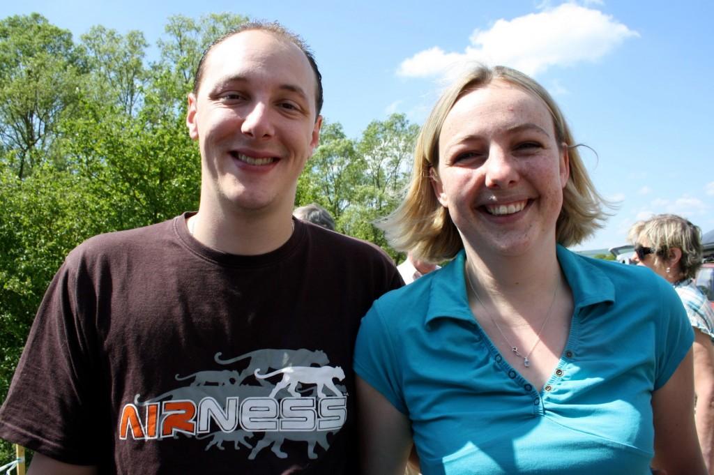 Aurélie et Sylvain