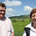 Joëlle et Roger Perrin