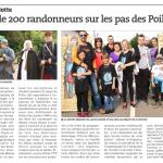 15 juin 2016 rando des Poilus