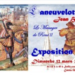 affiche expo bataille de nancy